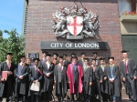 Higher Education in the UK at City University of London