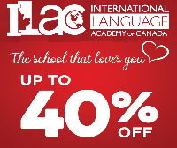 ILAC Canada – special offer for Russian students