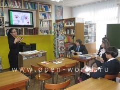 Laureate - High School Moscow visits 2009-2011 (2)