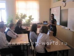 Les Roches-Glion High School visits Krasnodar 2010 (3)