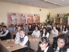 Les Roches-Glion High School visits Krasnodar 2010 (8)