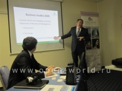 EU Lecture in Moscow - Dirk Craen 2011 (15)