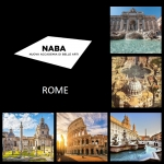 Nuova Accademia di Belle Arti (NABA) is officially opening its first branch campus in ROME!
