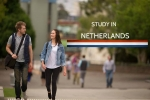Get a scholarship and go to Holland to study!