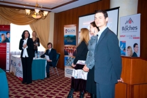 Les Roches Business Education and Career Day